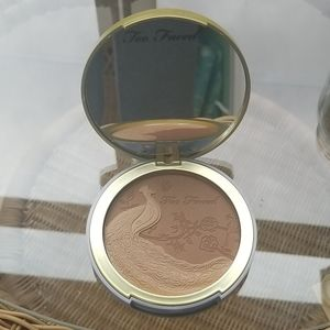 oo Faced Natural Lust Bronzer